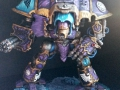 The Imperial Knight Boss - as denoted by his Tourqouise Cowl